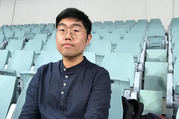 융합정보대학원 18학번 권기범 원우의 인터뷰