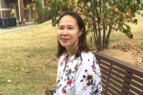 융합정보대학원 18학번 김지연 원우의 인터뷰