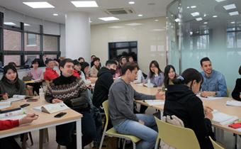 사회통합프로그램 본교 실습 진행 01
