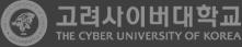 고려대학 로고