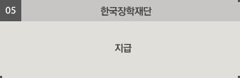 한국장학재단 : 지급